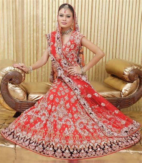 Indian Bridal Lehenga Choli Designs 2017 2018 for Indian