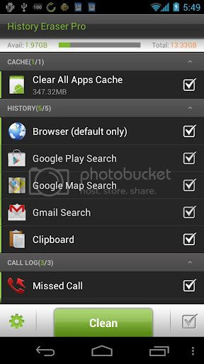 533956fd History Eraser Pro 3.0.2 (Android)