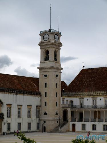 Torre da Faculdade de Direito da Universidade de Coimbra [en] Tower of the Faculty of Law in the University of Coimbra
