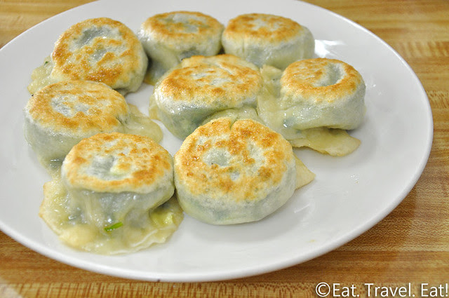 Flavor Garden- Alhambra, CA: Chinese Leek Pancake (Chive Pockets)