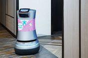 Hotel di Singapura Luncurkan Layanan Robot 'Housekeeping'