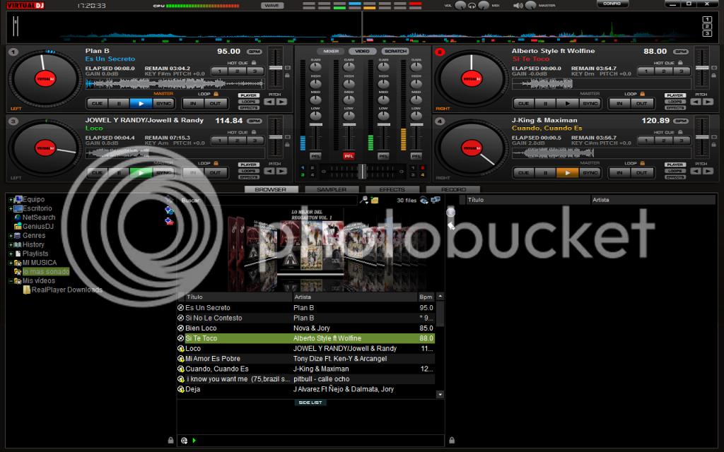 virtual dj 7 effects download