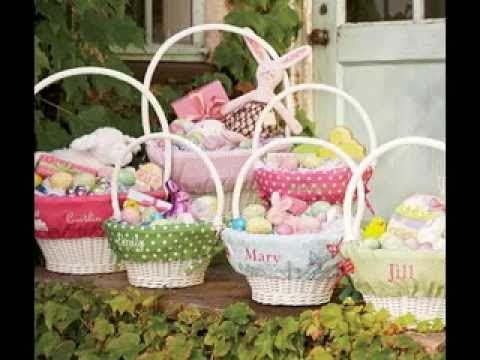 75+ Basket Decoration Ideas For Baby Shower