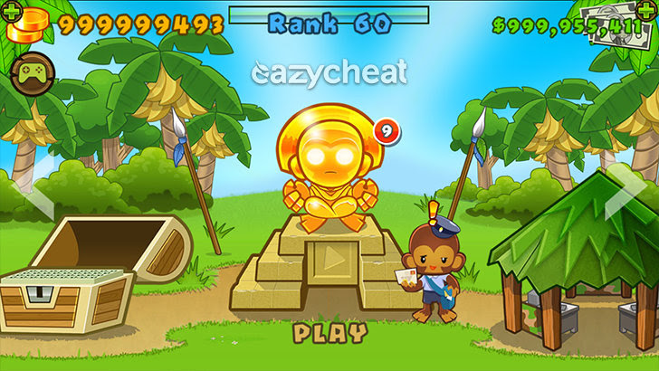Bloons TD 5 v3 1 Cheat - Easiest way to cheat android games - eazycheat