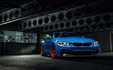 2015 Vorsteiner BMW Yas Marina Blue GTRS4 Anniversary