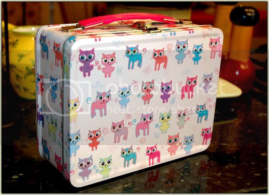 Kitty Lunchbox