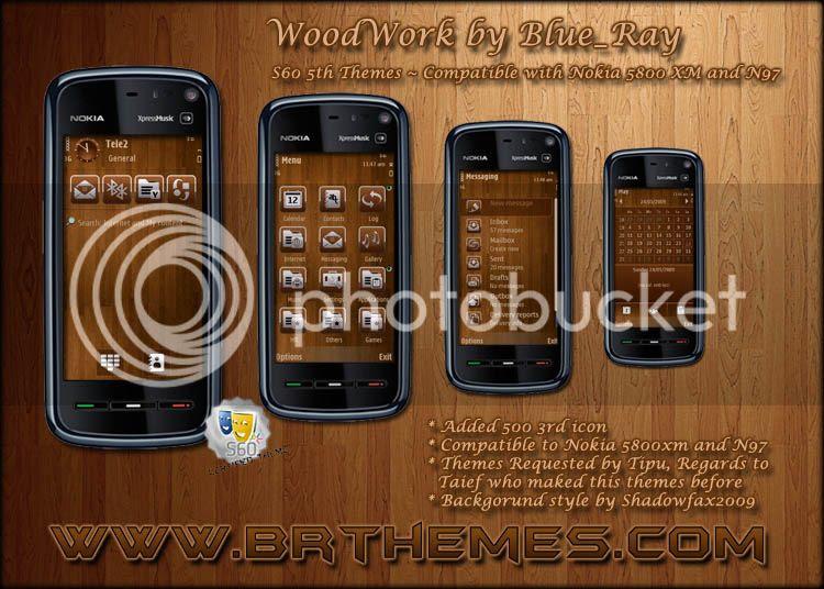 Tema Nokia N75 Wallpaper