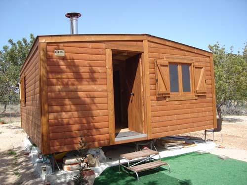 Casas de madera prefabricadas casa madera oferta - Casas prefabricadas oferta ...