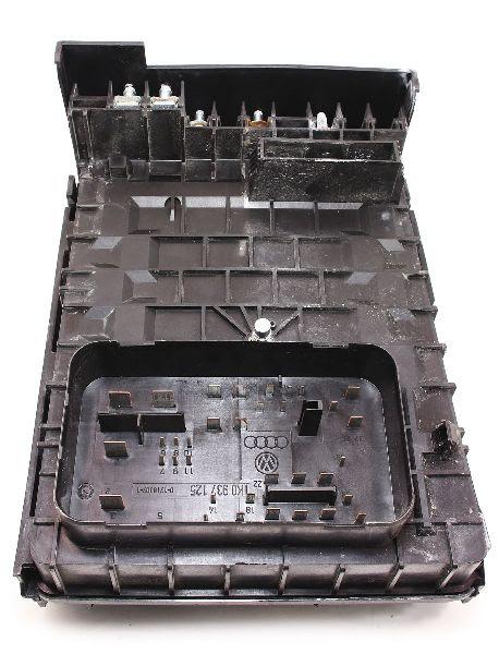 96 Jettum Fuse Box