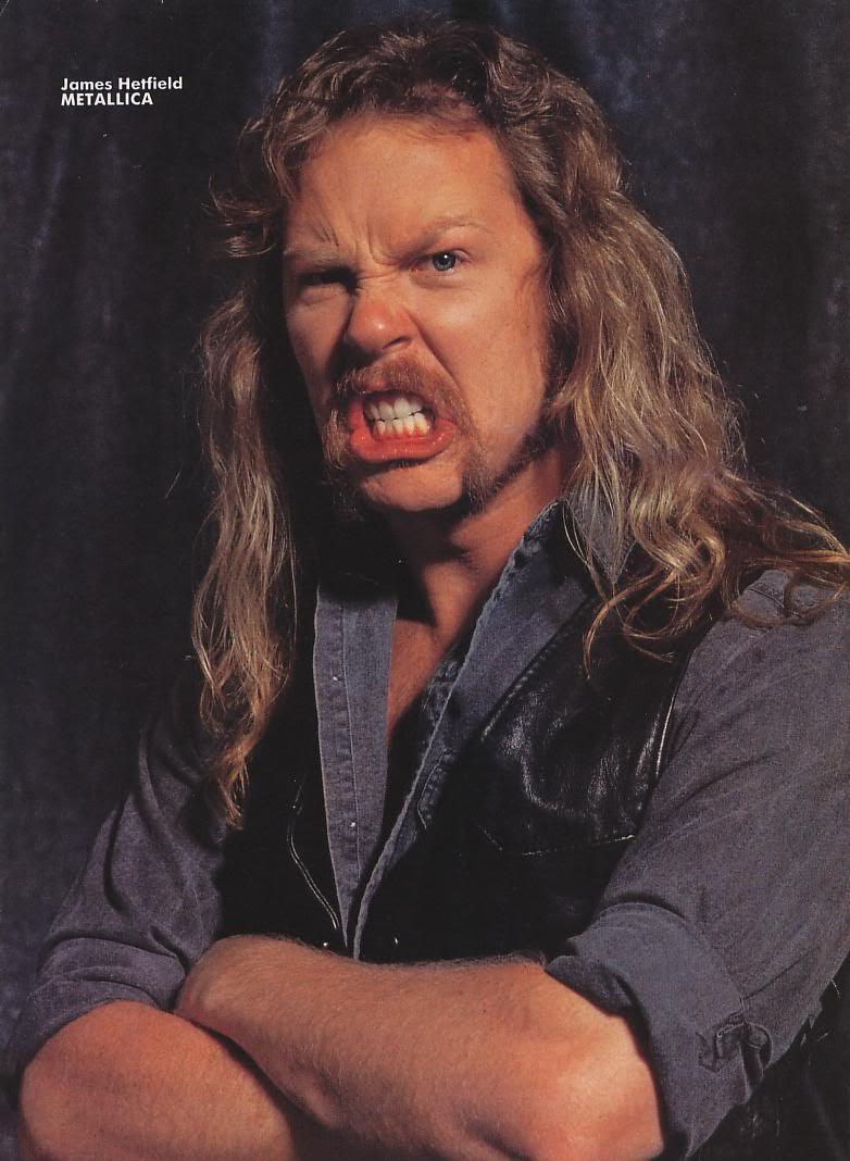 James Hetfield 1992 Quotes by james hetfield @ like success