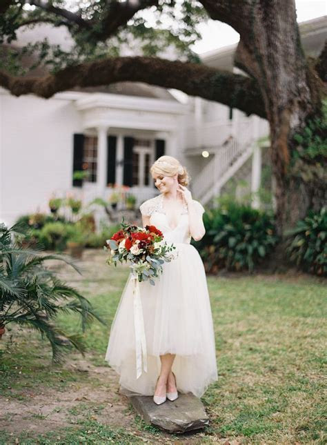 New Orleans Wedding with Romantic Flair   MODwedding