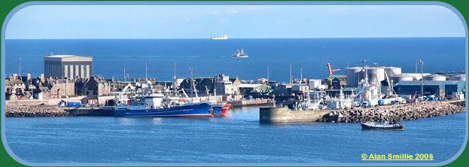 Peterhead Fishing Harbour