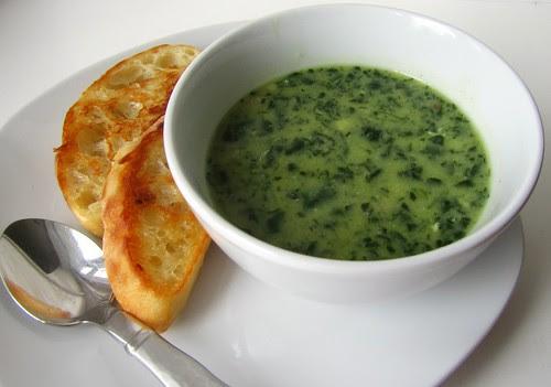 Italian Egg-Drop Soup (Stracciatella)