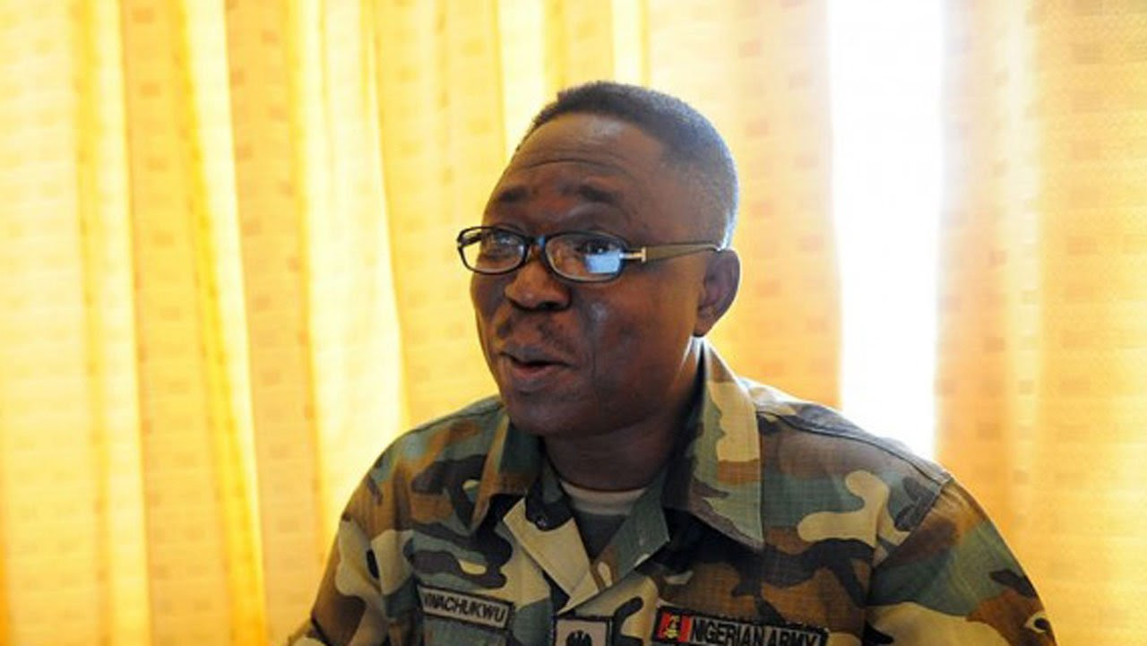 Colonel Nwachukwu Onyema