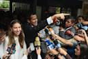 Venezuela opposition leader says family threatened by Maduro agents