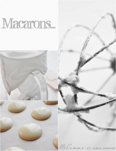 collage macarons