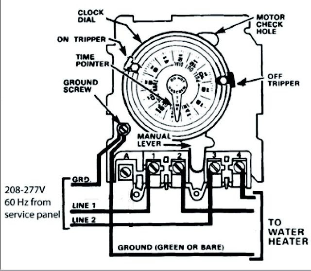 Diagram Ge Timer Switch Wiring Diagram For 220 Full Version Hd Quality For 220 Diagrampineh Portaimprese It