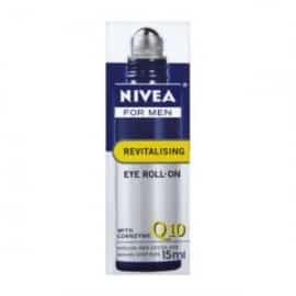 Nivea For Men Q10 Revitalising Eye Roll-on 15ml