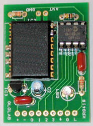 Basic Four Channel Wireless Transmitter and Receiver