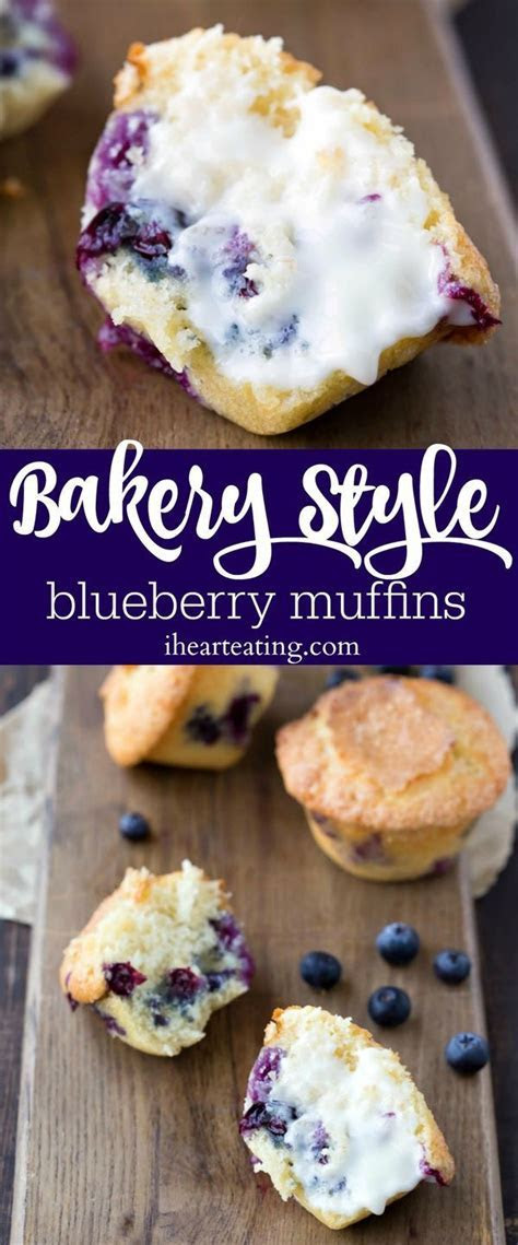 100  Blueberry muffin recipes on Pinterest   Blueberry
