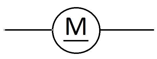 Motor Schematic Symbol