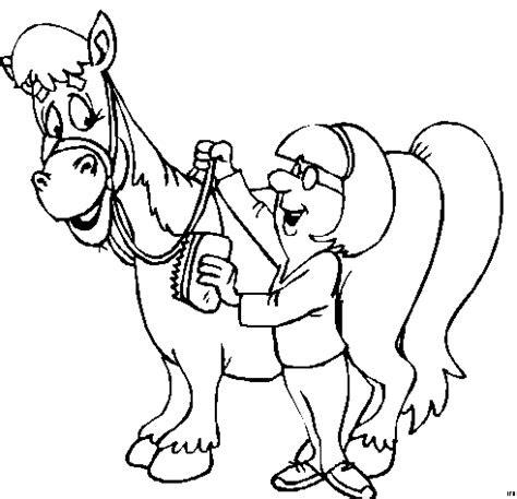malvorlage pferd bauernhof - kostenlose malvorlagen ideen