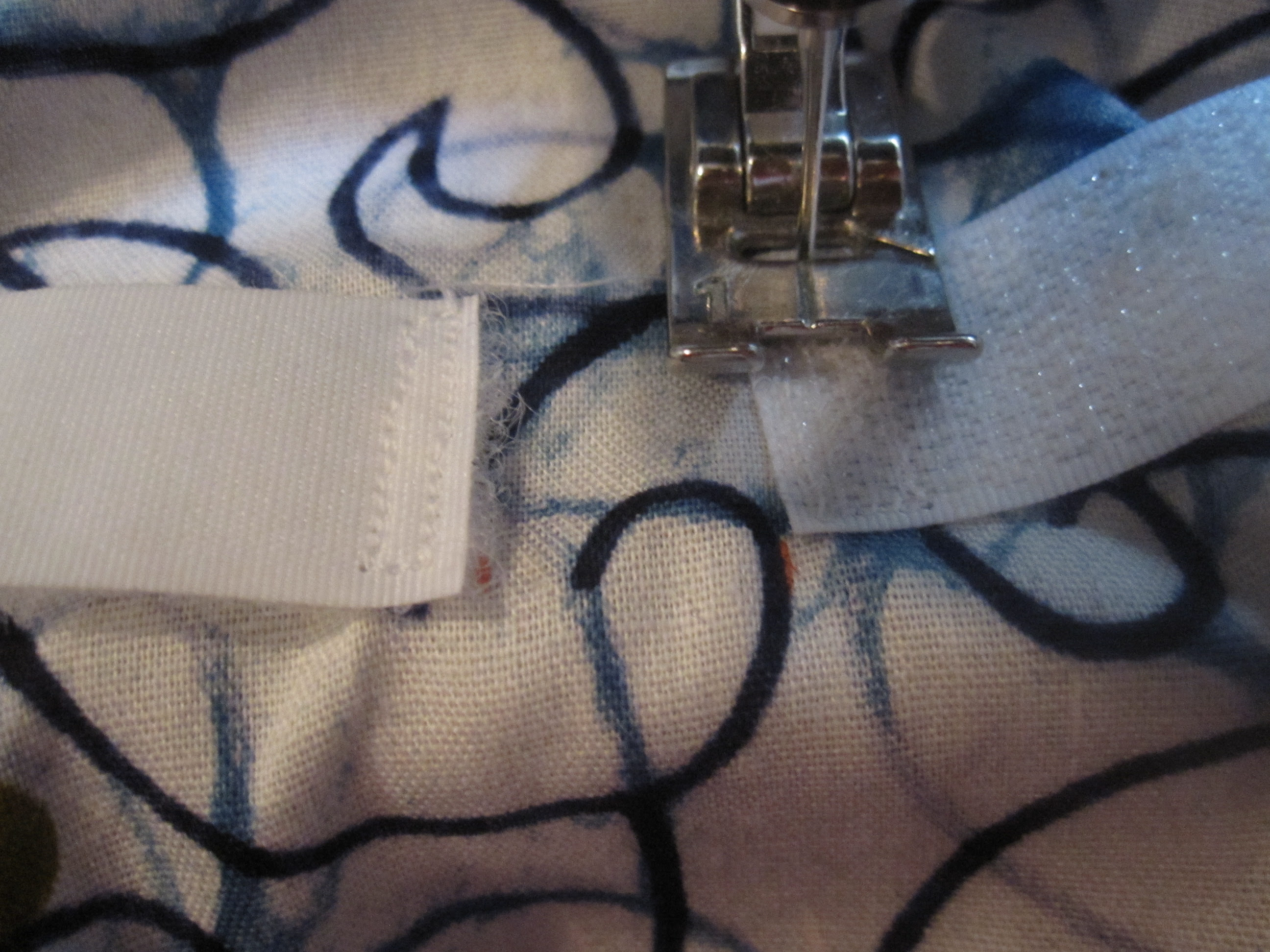Stitch Velcro