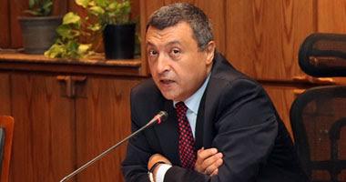 وزير البترول اسامة كمال