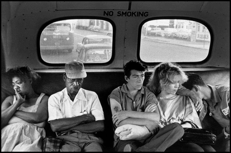 'Nueva York 1959', fotografía de Bruce Davidson.