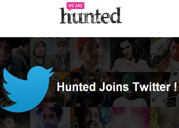 "Twitter tiene ""We are hunted"""
