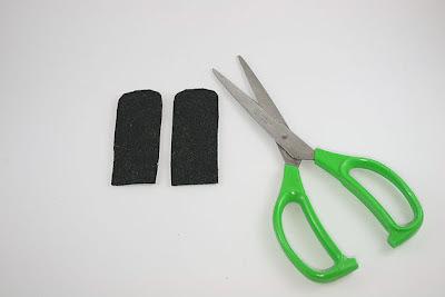 como hacer titeres de dedo con fieltro