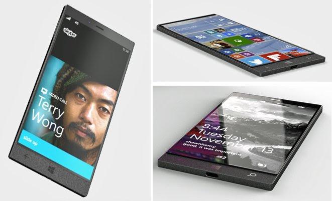 cấu hình của điện thoại Microsoft Surface