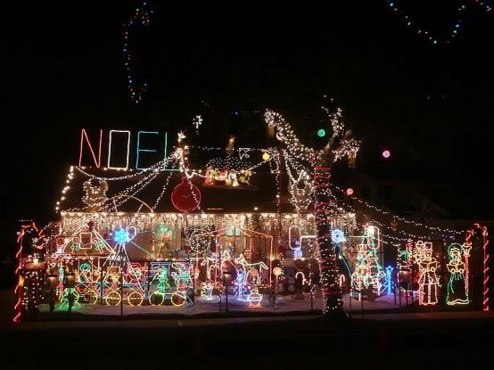 Dick Norton christmas outdoor decorations