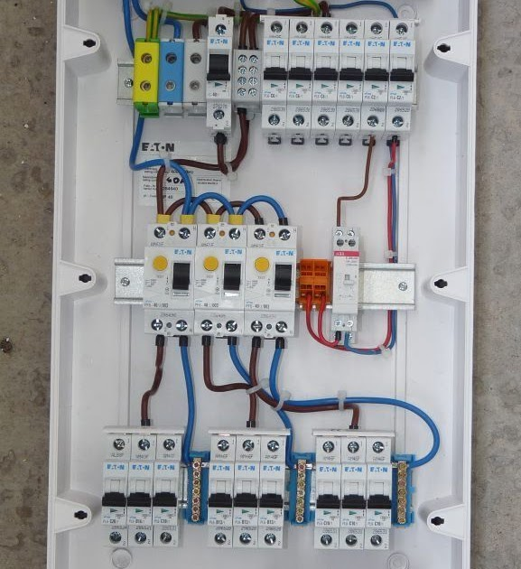 House Old Fuse Box Wiring Diagram