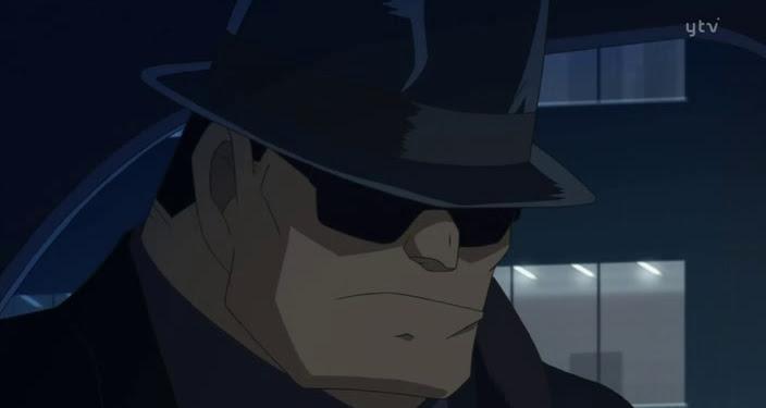 Detective Conan Black Organization Vodka