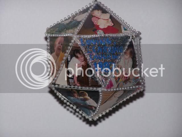 1987 photo ornament