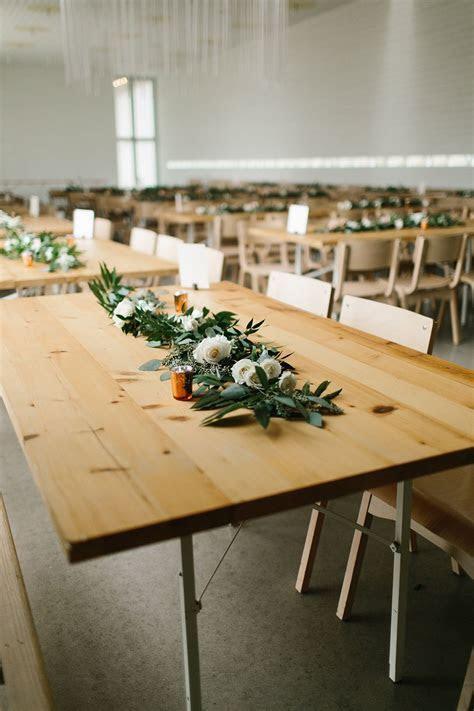 Industrial Texas Wedding with Romantic Minimalism   I DO