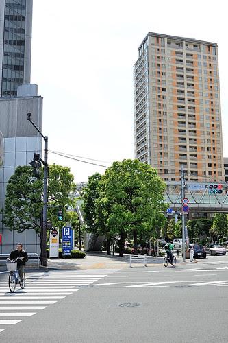 天王州駅附近