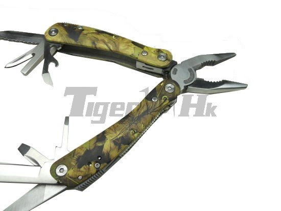 GANZO 22in1 Function Full Steel Military Multi-Tool (2016)