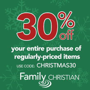 coupon, deals, Family Christian