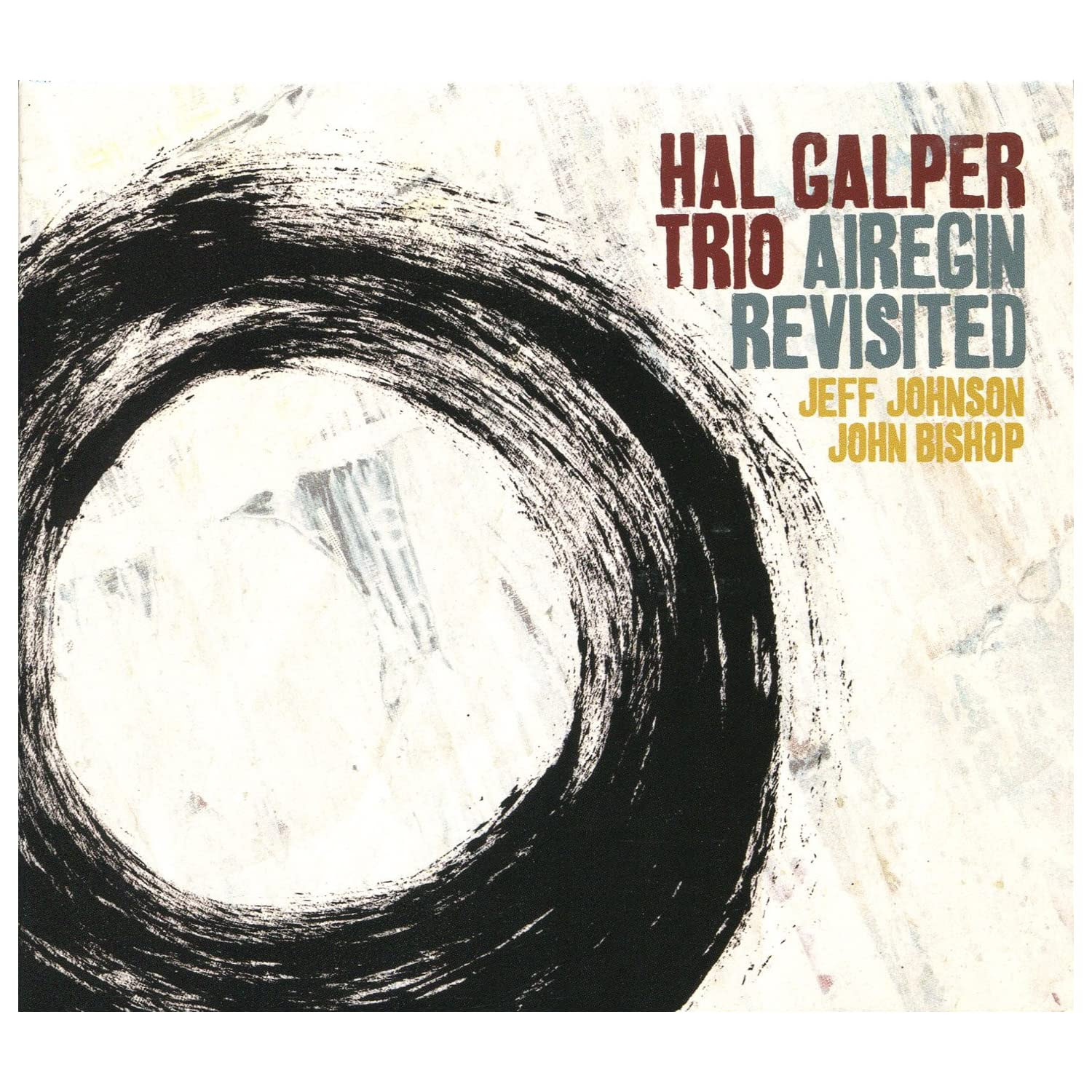 Hal Galper - Airegin Revisited cover