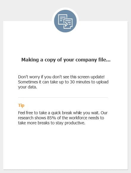 making a copy of your file screen - StacyK
