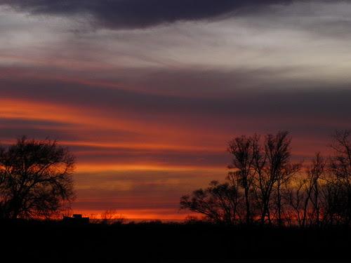 4.1.2010 Hickory Hills Sunset (2)
