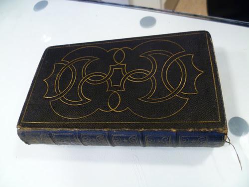 prayerbook cover