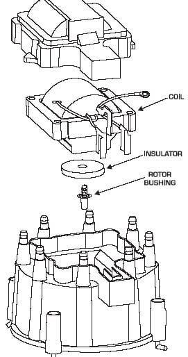 26 Distributor Cap Diagram