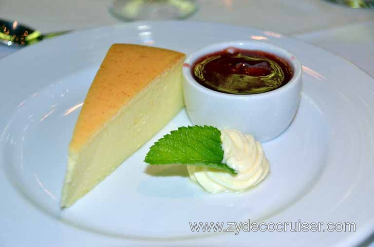 Carnival Cruise - Newest Seven Day Menus