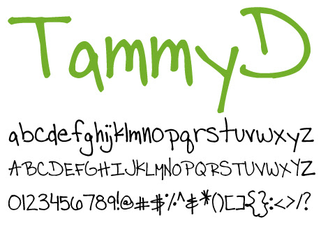 click to download Tammy D