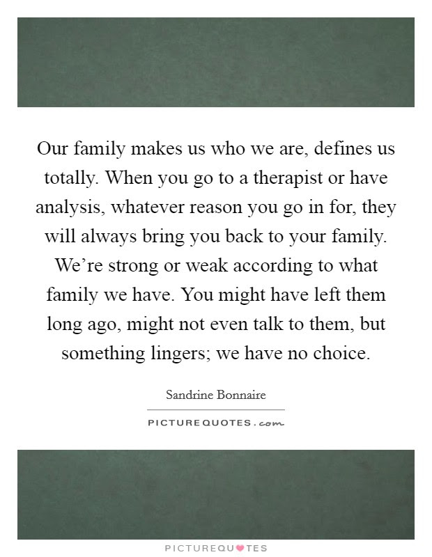 Family Having Your Back Quotes Sayings Family Having Your Back