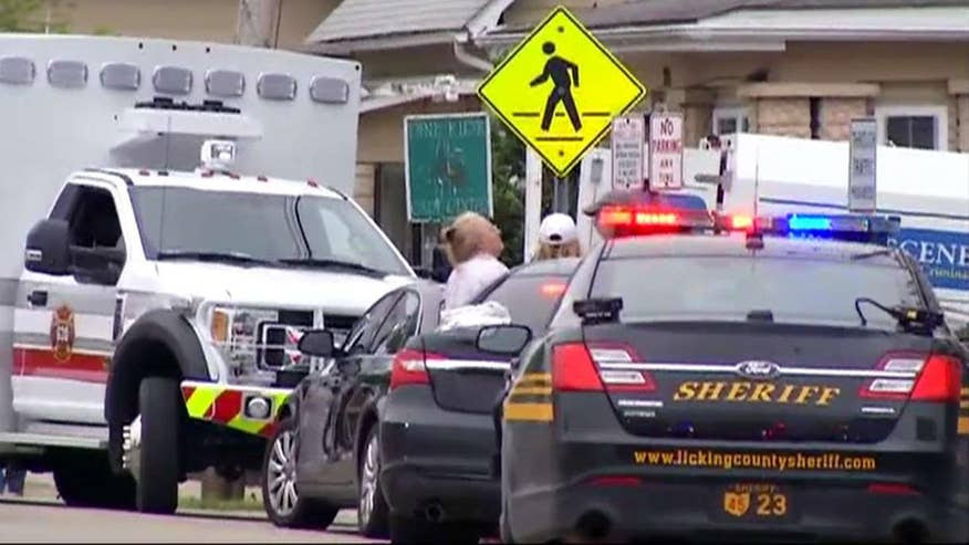Image result for Ohio police chief among 3 killed near nursing home; shooter found dead