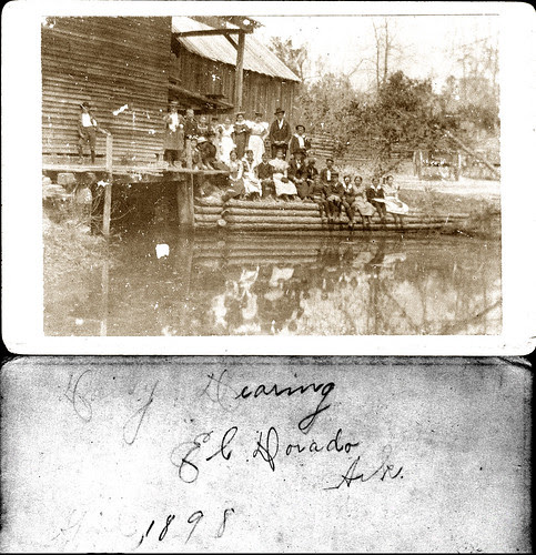 Daisy Dearing Eldorado, Arkansas 1898